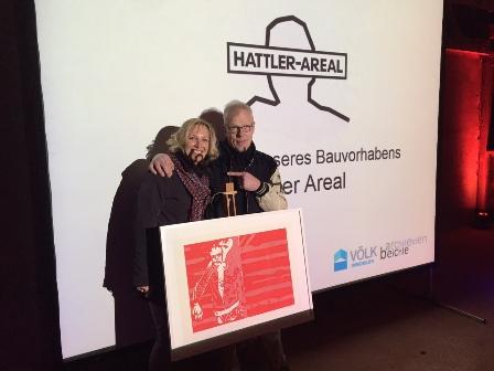 Bauprojekt Hattler-Areal vorgestellt