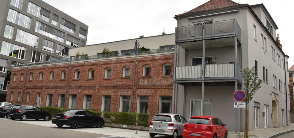 Daiber Areal, Ulm
