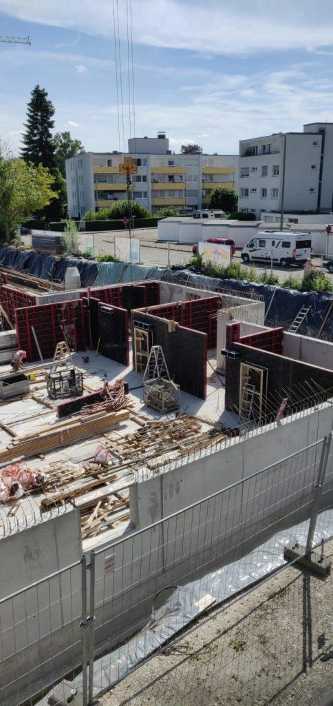 VÖLK Immobilien Hattler Areal Bauabschnitt 2+3 Untergeschoss