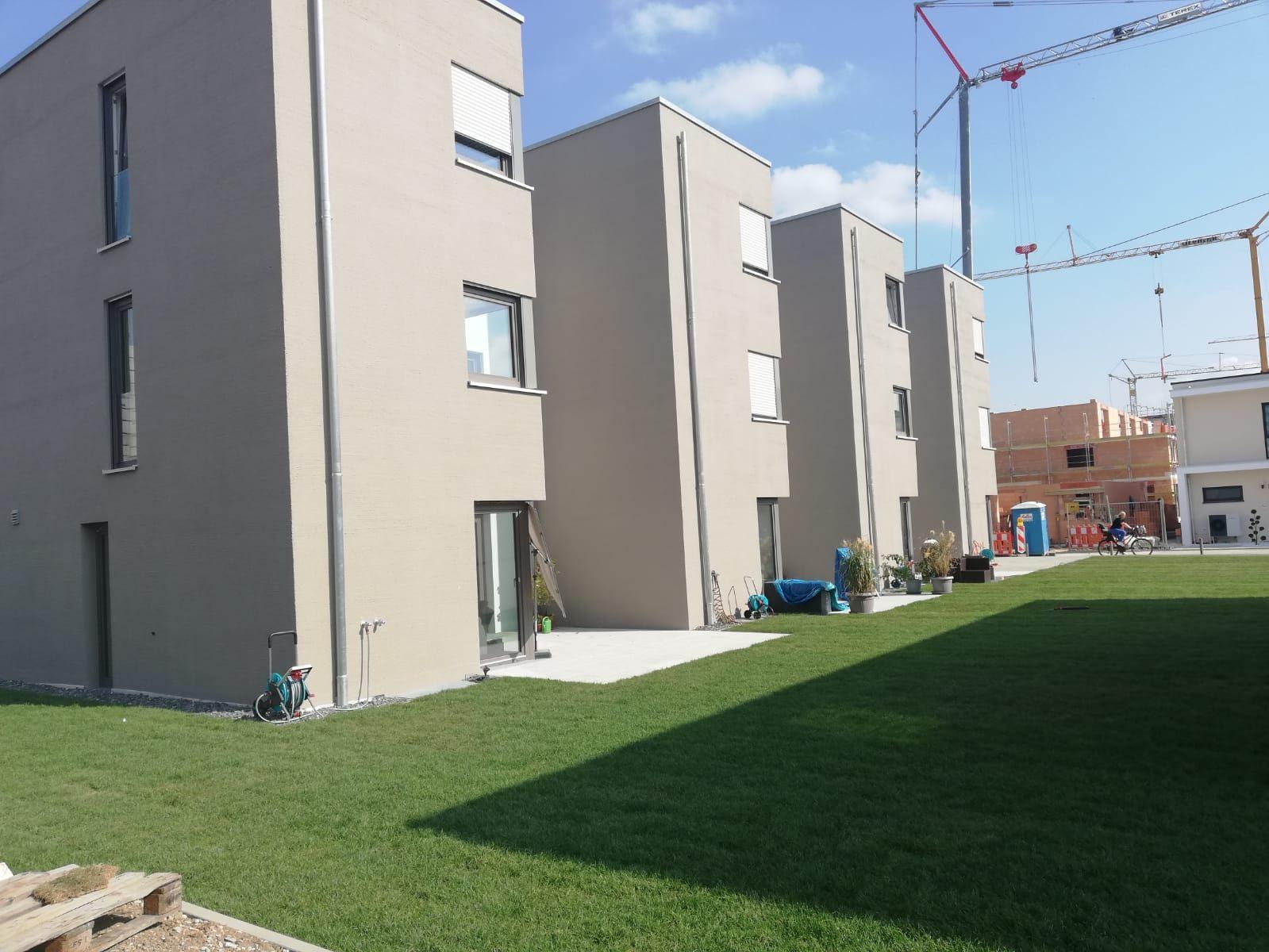Fertigstellung Bauvorhaben - Ulmer Hofgut, September 2020
